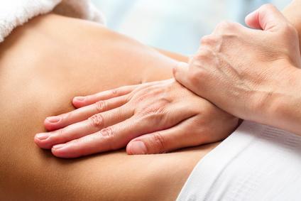 tiefe Muskellockerung durch Klassische Massage