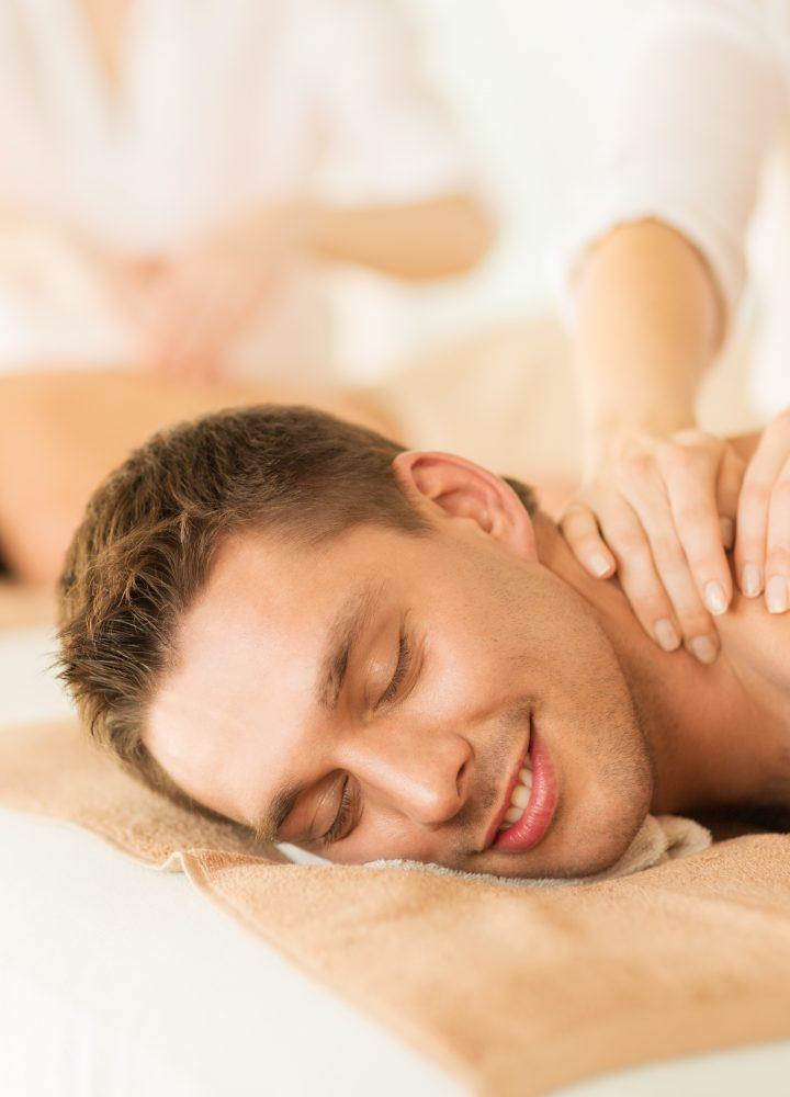 Massage-Austausch